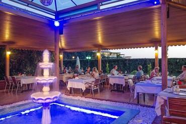 "фото питание, Отель ""Kustur Club Holiday Village HV-1/5"", Кушадасы"