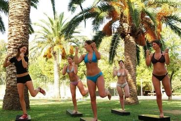 "фото фитнес, Отель ""Kustur Club Holiday Village HV-1/5"", Кушадасы"
