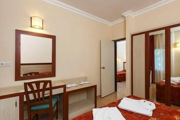 "фото номер, Отель ""Kustur Club Holiday Village HV-1/5"", Кушадасы"