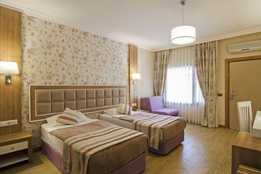 "фото номер, Отель ""Kustur Club Holiday Village HV-1/5"", Кушадасы"