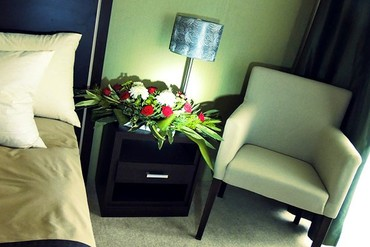 """фото Люкс 2-местный 2-комнатный, Гостиница """"Русские сезоны"""", Сочи"""