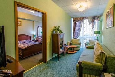 """фото Люкс 2-местный, 2-комнатный, ПРИМА, Пансионат """"Сочи-Бриз Отель"""", Сочи"""
