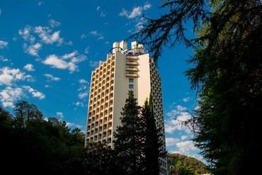 """фото Отель, Оздоровительный комплекс """"Спутник"""", Сочи"""