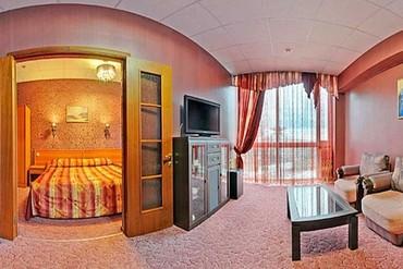 """фото Люкс 2-местный, 2-комнатный, ВОЯЖ, Пансионат """"Сочи-Бриз Отель"""", Сочи"""