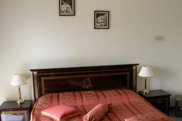 """фото Полулюкс 2-местный, 2-комнатный с двуспальной кроватью, Санаторий """"Мыс Видный"""", Сочи"""