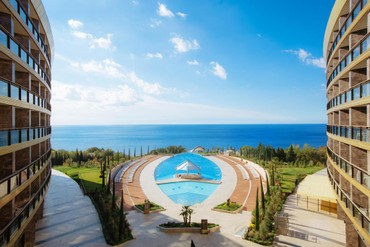 "фото бассейн, Курортный комплекс ""Mriya resort"", Ялта"