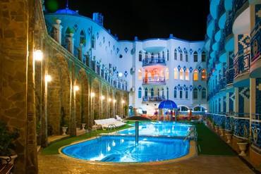 """фото бассейн, Отель """"1001 ночь"""", Ялта"""