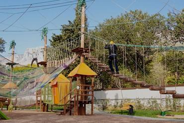 """фото развлечения для детей, Курортный комплекс """"Mriya resort"""", Ялта"""