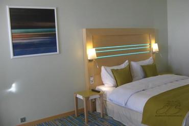 """фото Улучшенный 2-местный вид на море, Отель """"Riviera Sunrise Resort & SPA (бывш. Radisson RESORT&SPA ALUSHTA)"""", Алушта"""