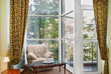"""фото Стандартный 1-местный с балконом, корпус Салют, Санаторий """"Мыс Видный"""", Сочи"""