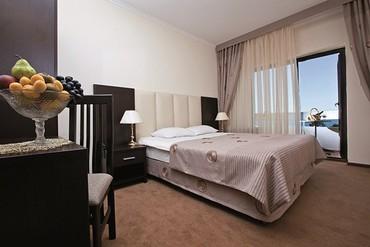 """фото Премиум 2-местный 2-комнатный 1 категории 6-17 этаж, Оздоровительный комплекс """"Спутник"""", Сочи"""