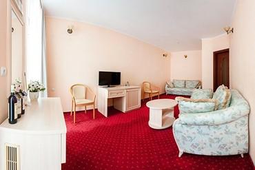 """фото Suite 2-местный «Rahat-Lokum», Отель """"1001 ночь"""", Ялта"""