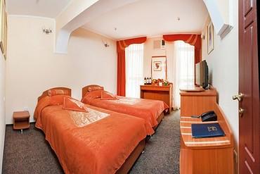 """фото Twin 2-местный, Отель """"1001 ночь"""", Ялта"""