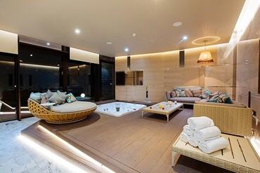 """фото Вилла Президентская 8-местная, 2-уровневая, Курортный комплекс """"Mriya resort"""", Ялта"""
