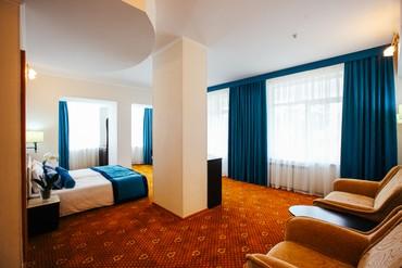 """фото Люкс 1-комнатный 2-местный, Парк-отель """"Демерджи"""", Алушта"""