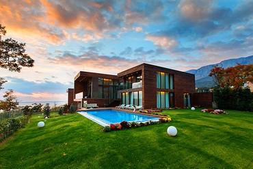"""фото Вилла Президентская 8-местная, 2-уровневая3f, Курортный комплекс """"Mriya resort"""", Ялта"""