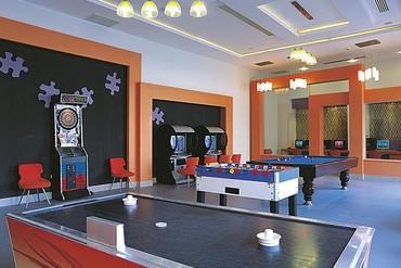 """фото детская комната, Отель """"Kirman Hotels leodikya resort 5*"""", Аланья"""