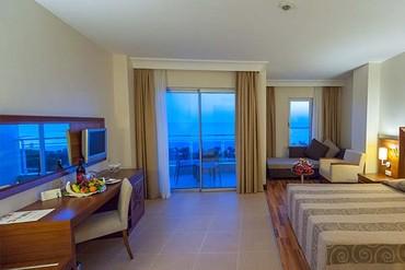 "фото номер, Отель ""Kirman Hotels leodikya resort 5*"", Аланья"