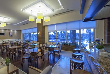"фото питание, Отель ""Kirman Hotels leodikya resort 5*"", Аланья"