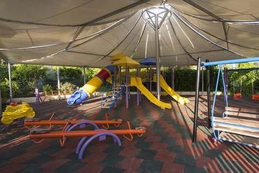 """фото детская площадка, Отель """"Kirman Hotels leodikya resort 5*"""", Аланья"""