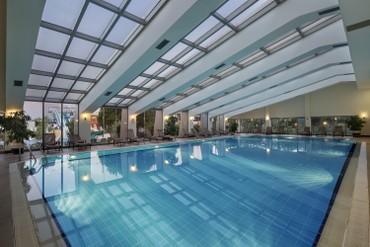 """фото бассейн, Отель """"Bellis Deluxe 5*"""", Белек"""