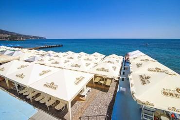 """фото пляж, море, Отель """"Ореанда"""", Ялта"""