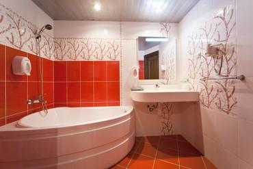 """фото Люкс 2-местный 2-комнатный повышенной комфортности, Отель """"Alex Beach Hotel"""", Абхазия"""
