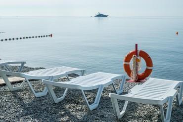 """фото пляж, море, Парк-отель """"Актер"""", Ялта"""