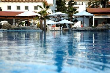 "фото Бассейн, Отель ""Barcelo Ponent Playa 3*"", Майорка"