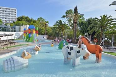 """фото Развлчение для детей, Отель """"Sol Barbados 4*"""", Майорка"""