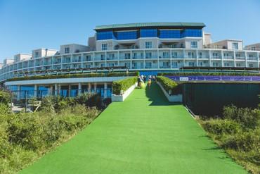 """фото Территория, Отель """"Af Hotel Aqua Park"""""""