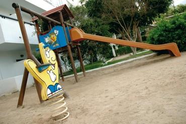 """фото Детская площадка, Отель """"Barcelo Ponent Playa 3*"""", Майорка"""