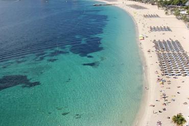"""фото пляж, море, Отель """"Bahía Principe Coral Playa 4*"""", Майорка"""