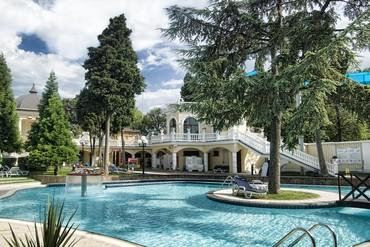 """фото бассейн, Отель """"Ореанда"""", Ялта"""