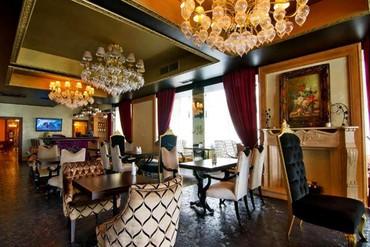 """фото Питание, Отель """"Alex Beach Hotel"""", Абхазия"""