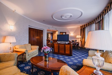 """фото Апартамент Екатерина II 3-комнатный, 4-местный, Отель """"Ореанда"""", Ялта"""