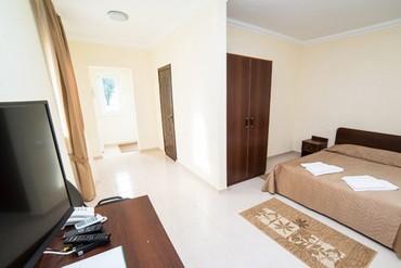 """фото Повышенной комфортности 2-местный 1-комнатный (в 2-этажном коттедже на 2 номера), Отель """"Анакопия клаб"""", Абхазия"""
