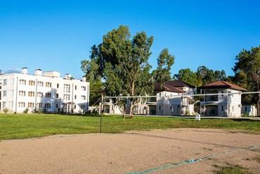 """фото Волейбольная площадка, Отель """"Анакопия клаб"""", Абхазия"""