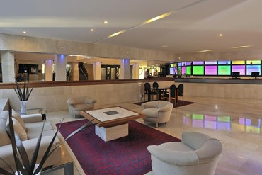 "фото Холл, Отель ""Sol Barbados 4*"", Майорка"