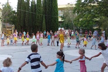 """фото Для детей, Санаторий """"Славутич"""", Алушта"""