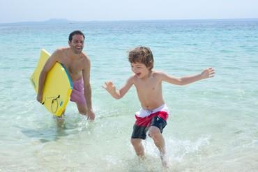 """фото Развлечение дял детей, Отель """"Sol Barbados 4*"""", Майорка"""