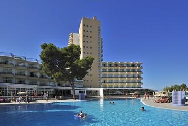 """фото Бассейн, Отель """"Sol Barbados 4*"""", Майорка"""