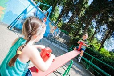 """фото развлечения для детей, Парк-отель """"Актер"""", Ялта"""