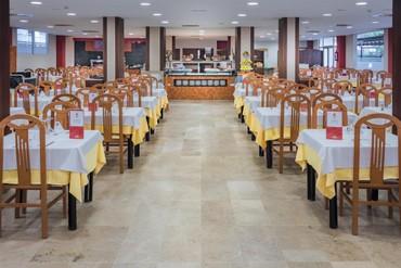 """фото Питание, Отель """"4R Salou Park Resort II 3*"""", Салоу"""