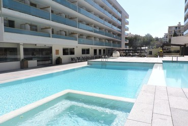 "фото Бассейн, Отель ""4R Salou Park Resort II 3*"", Салоу"