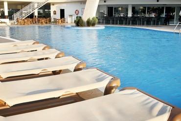 "фото Бассейн, Отель ""Sol Guadalupe 4*"", Майорка"