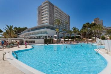 """фото бассейн, Отель """"Meliá Calviá Beach 4*"""", Майорка"""