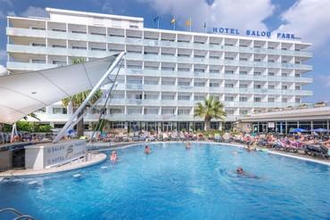 "фото Бассейн, Отель ""4R Salou Park Resort I 4*"", Салоу"