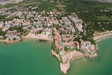 """фото Море, Отель """"4R Salou Park Resort I 4*"""", Салоу"""