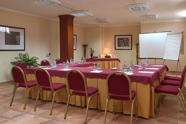 "фото Конференц-зал, Отель ""Sol Guadalupe 4*"", Майорка"
